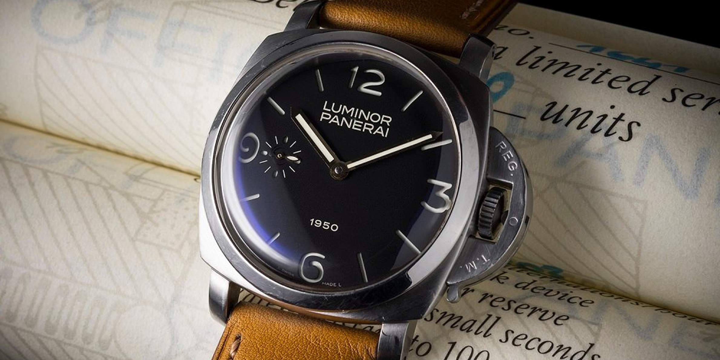 Legendary Watch Brands: Officine Panerai – Luxury Watches with a Sporty Touch