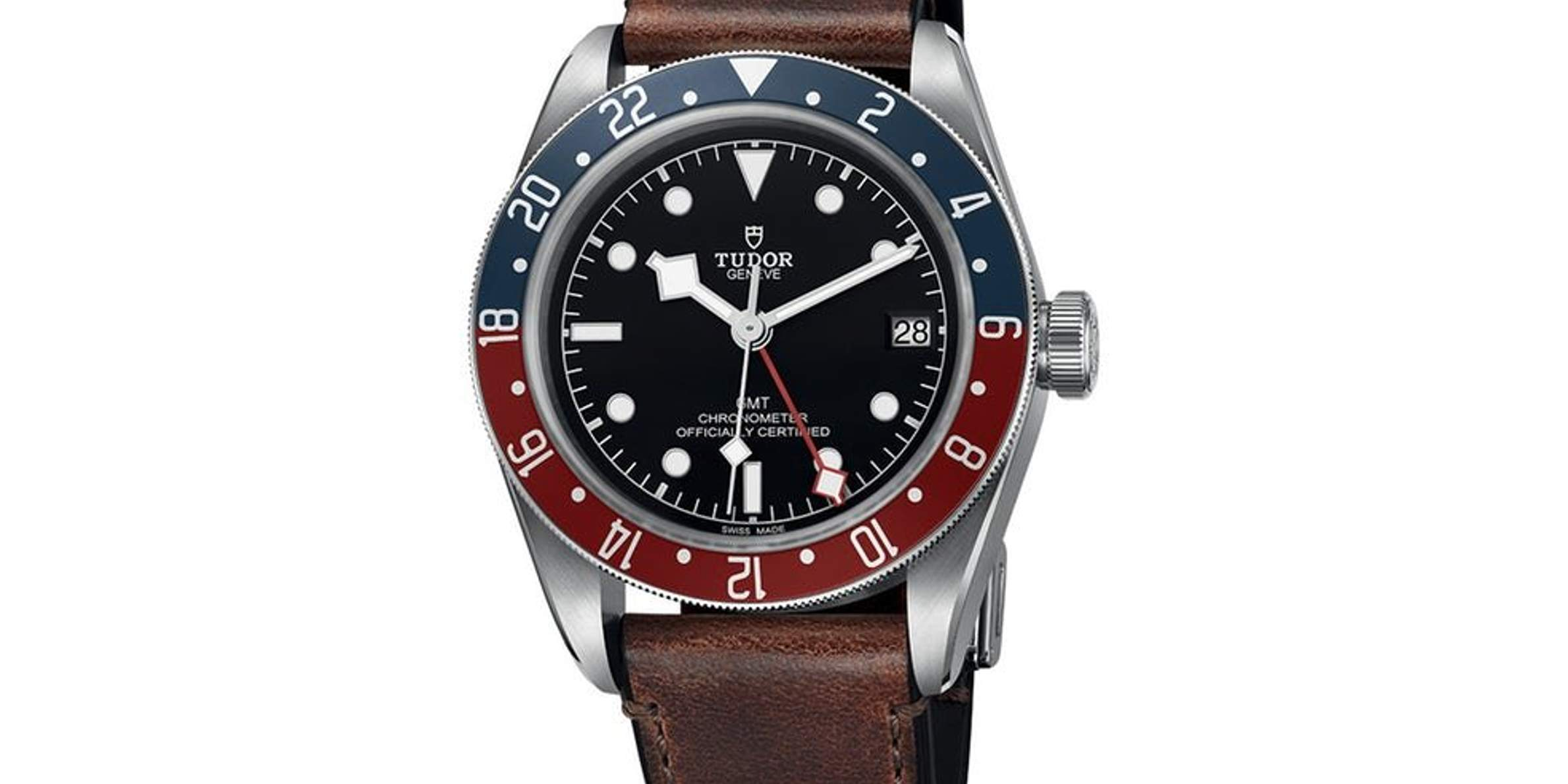 Tudor Black Bay GMT 'Pepsi' Image Tudor