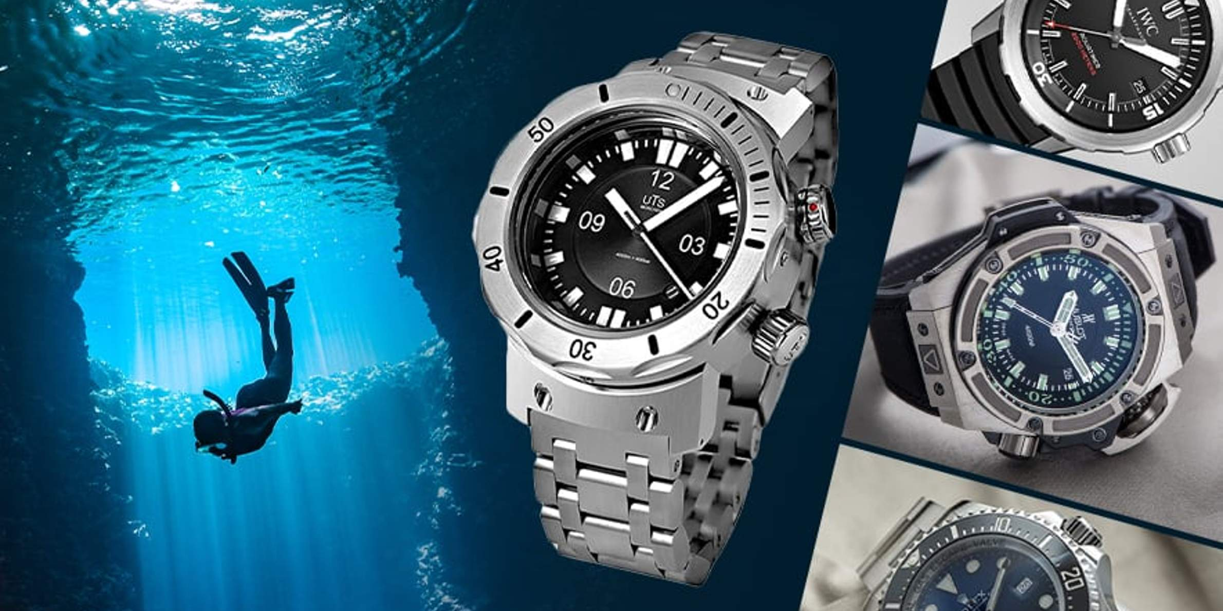 Extreme Dive Watches