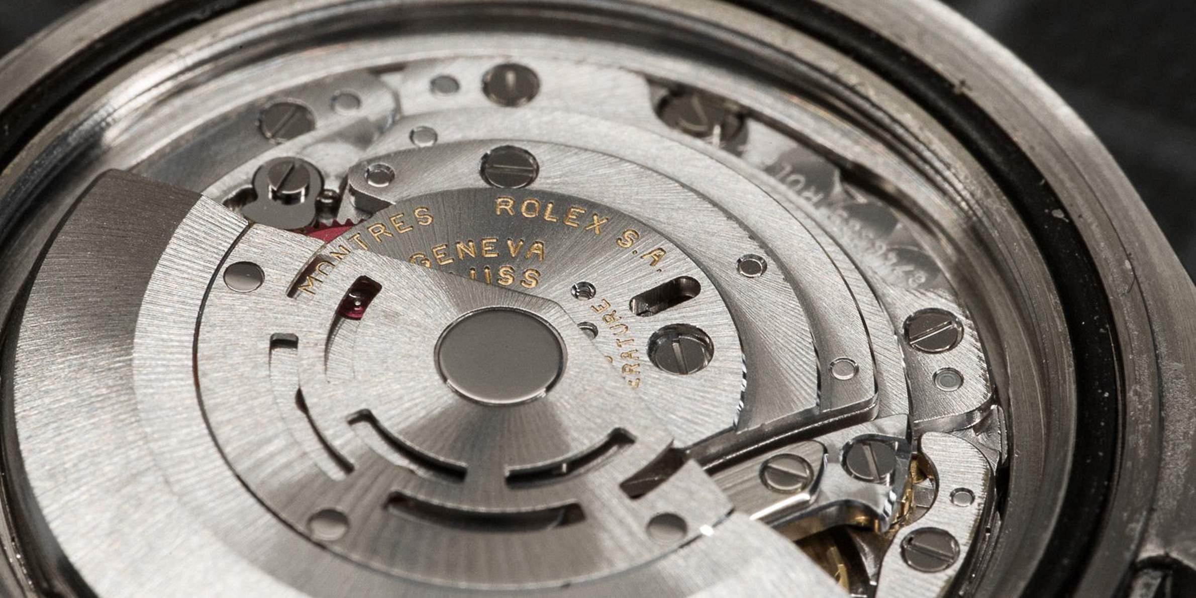 Rolex Caliber