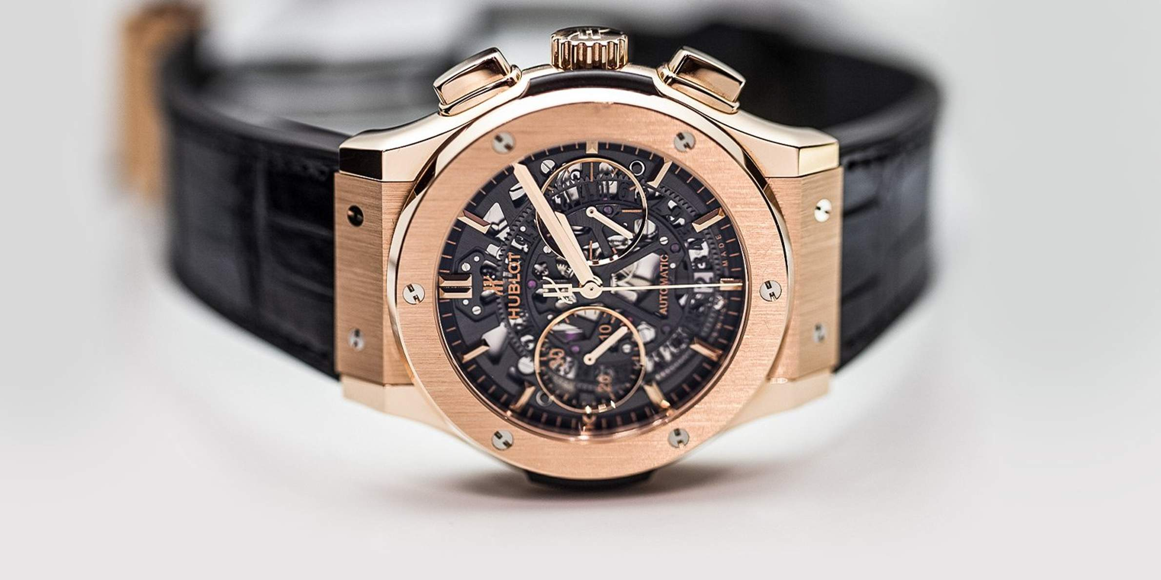 The Hype Is Real: Hublot's Genius Marketing