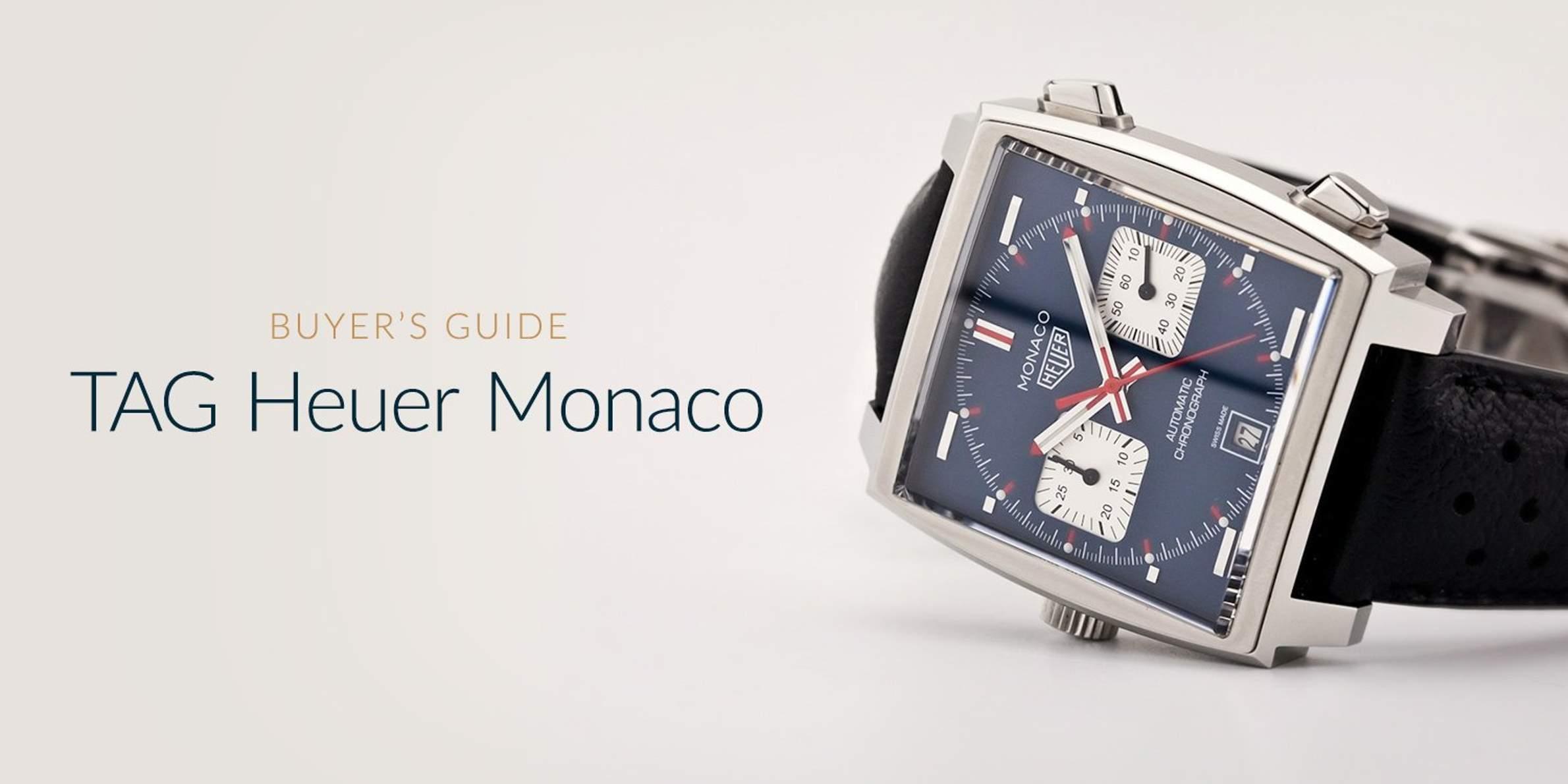 Chrono24 Buyer's Guide: TAG Heuer Monaco