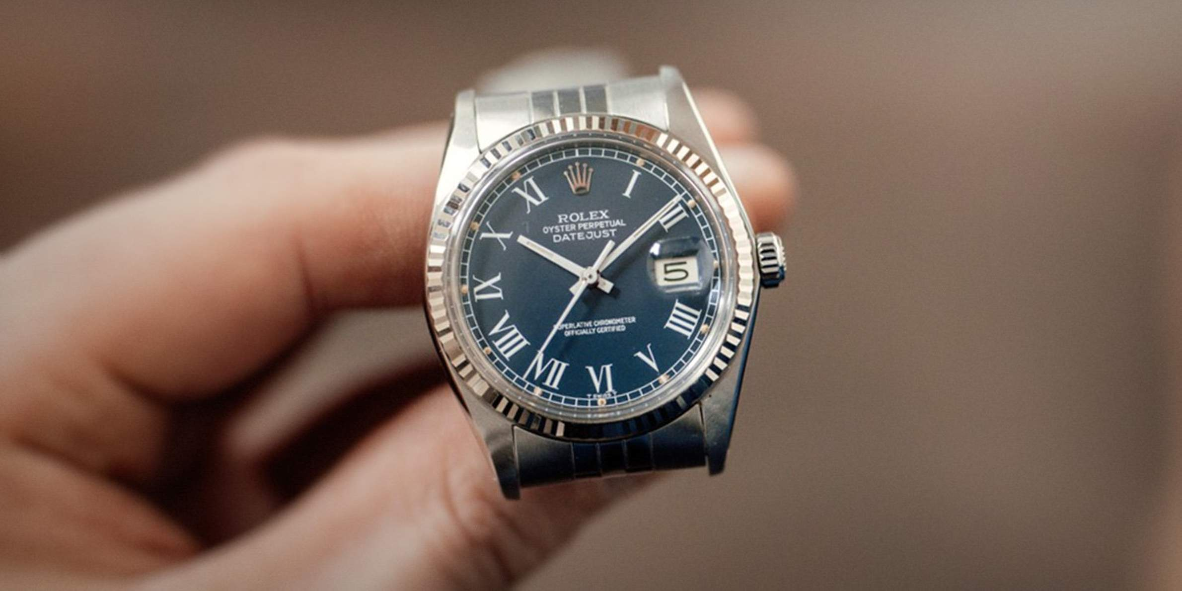 We Want to Hear About Your Rolex Experience