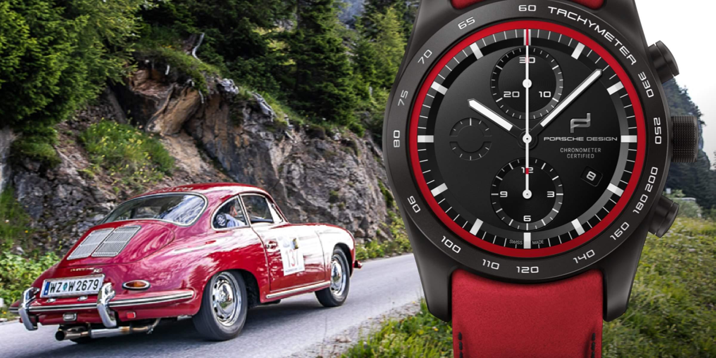 Porsche Design Ennstal