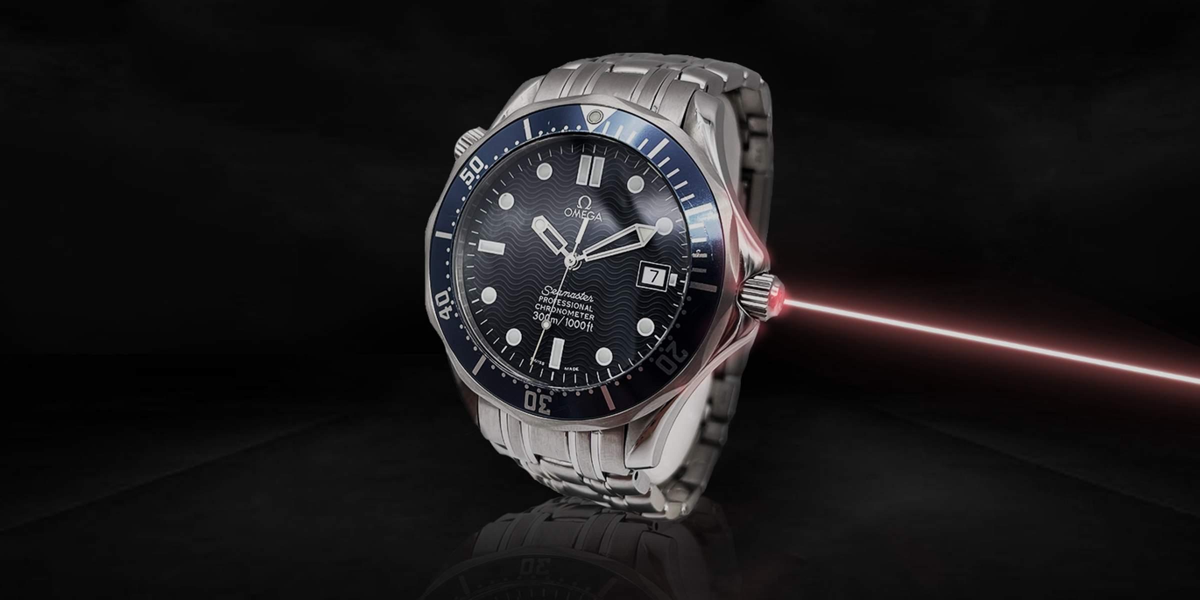 Omega James Bond Watches 2-1