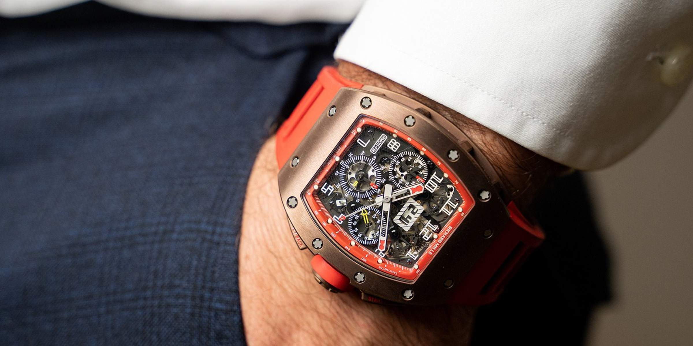 Richard Mille is overrated -2-1