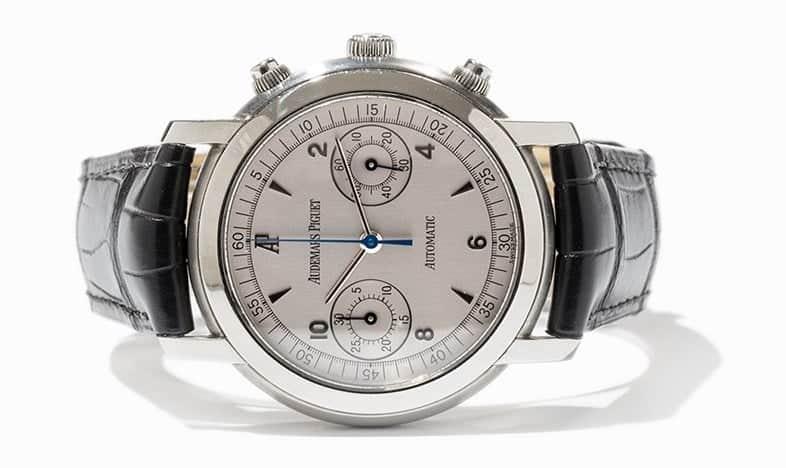 Audemars Piguet Jules Audemars Chronograph Automatik, Image: Auctionata