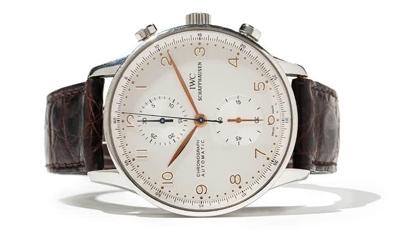IWC Schaffhausen Portugieser Chronograph Ref. 3714