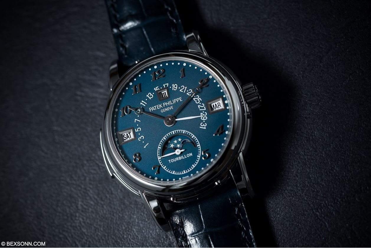 Patek Philippe Grande Complication Retrograde Perpetual Calendar Minute Repeater Tourbillon