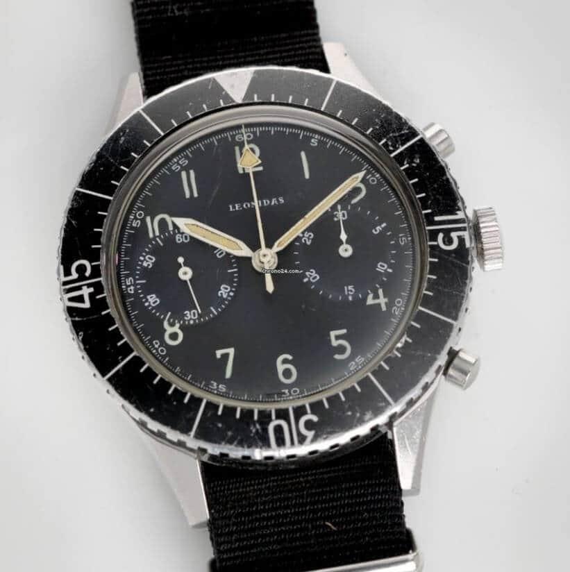 Leonidas Flyback Chronograph