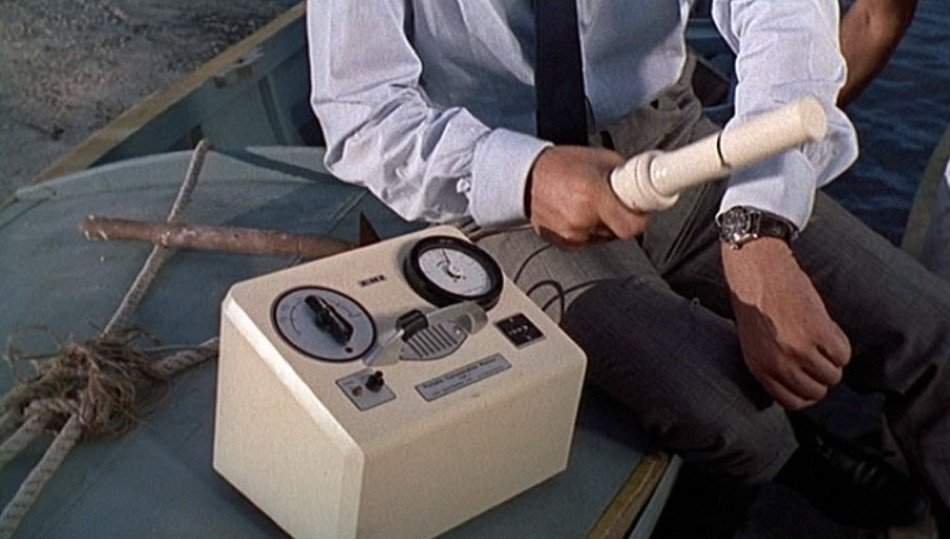 James Bond Rolex Submariner 6538, Image Danjaq LLC, Sony Pictures Entertainment