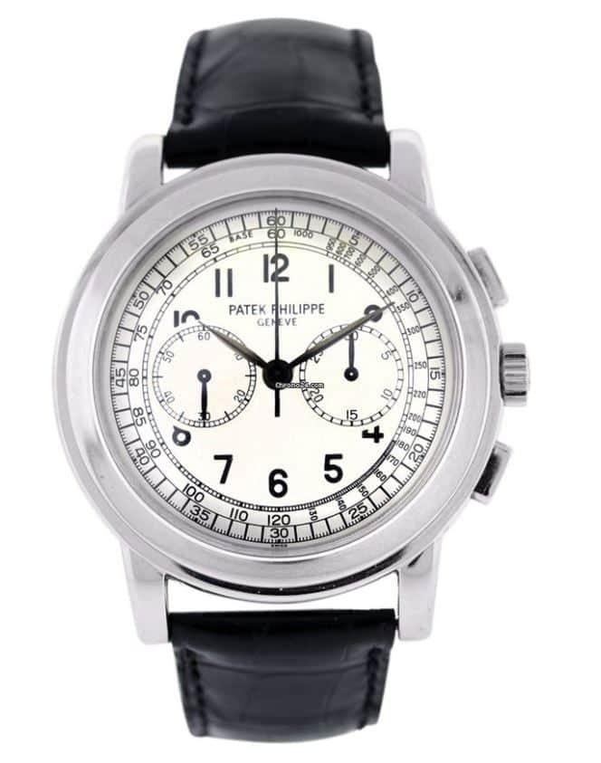 Patek Philippe Chronograph 5070