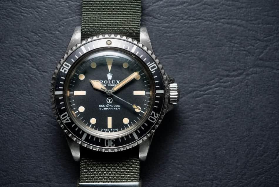 Rolex Submariner Milsub