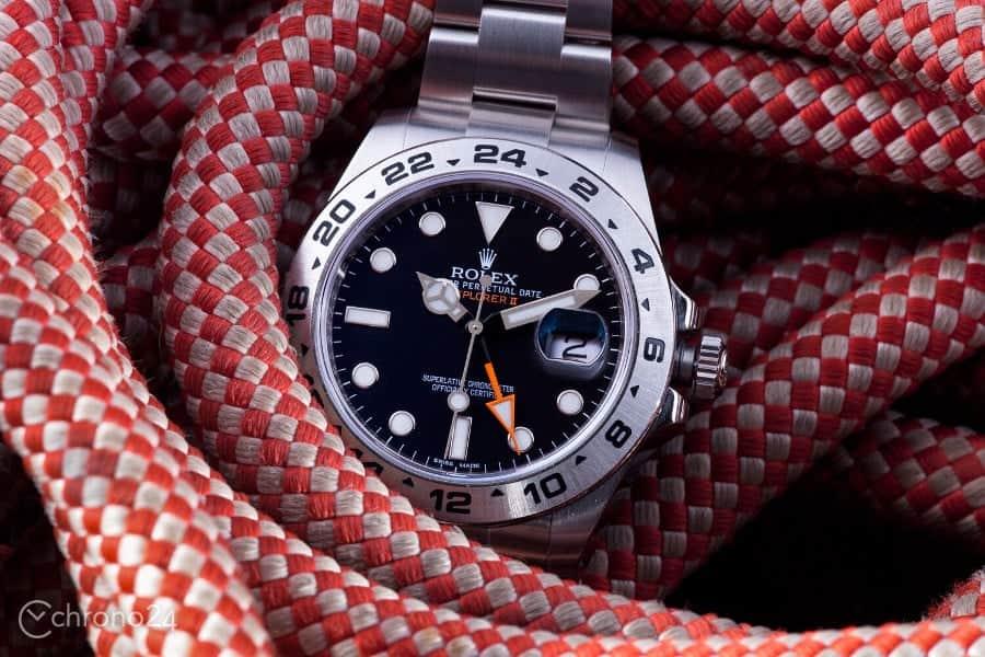 Rolex Explorer II, Image: Bert Buijsrogge