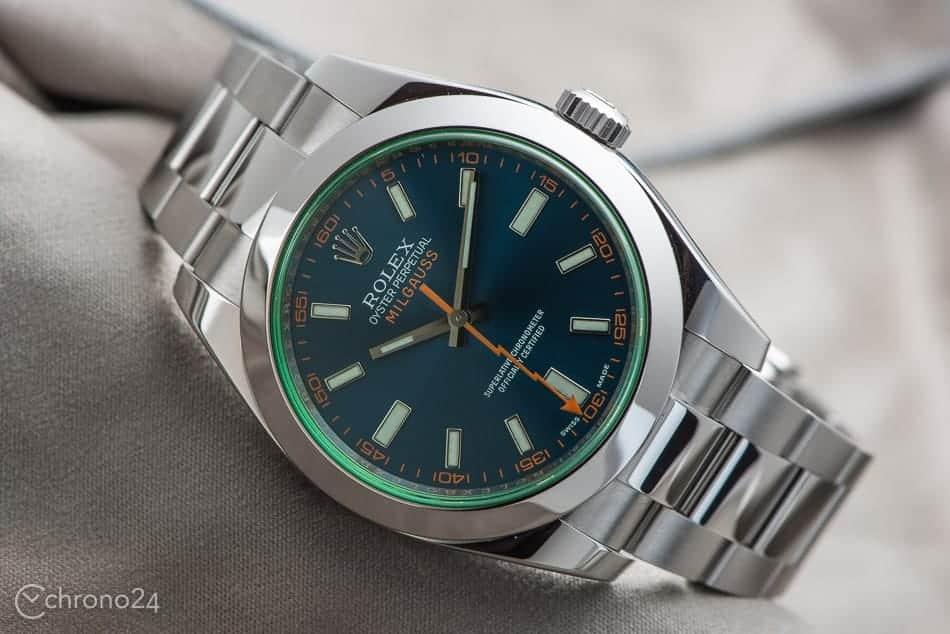 Rolex Milgauss, Image: Bert Buijsrogge