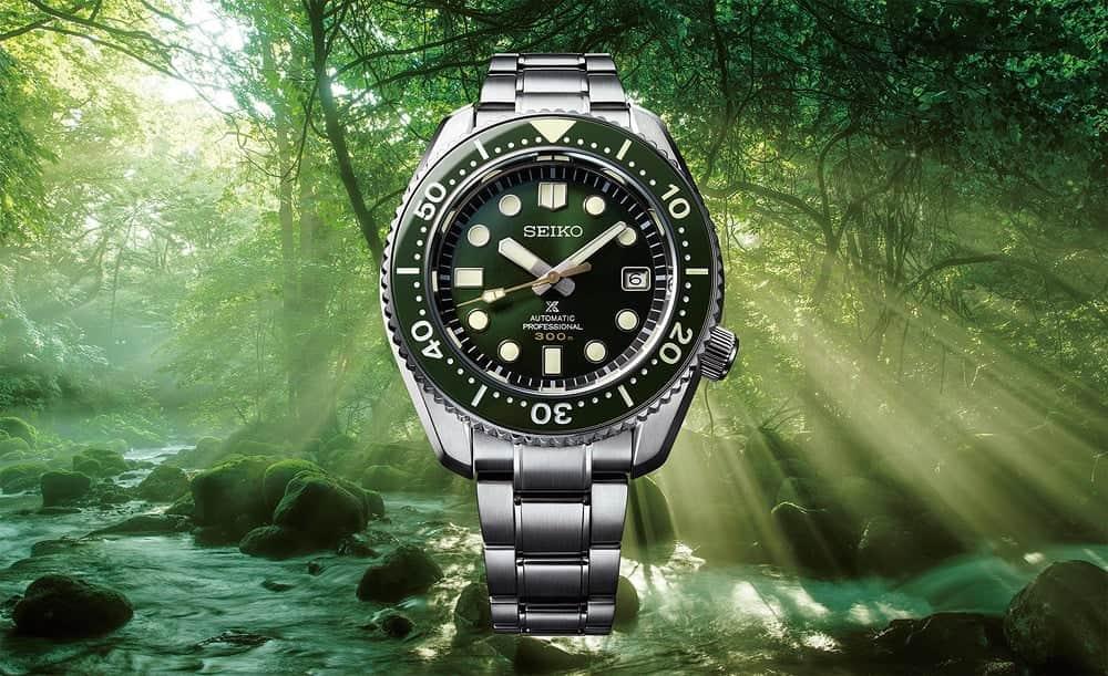1968 Automatic Diver's Commemorative Limited Edition Image Seiko