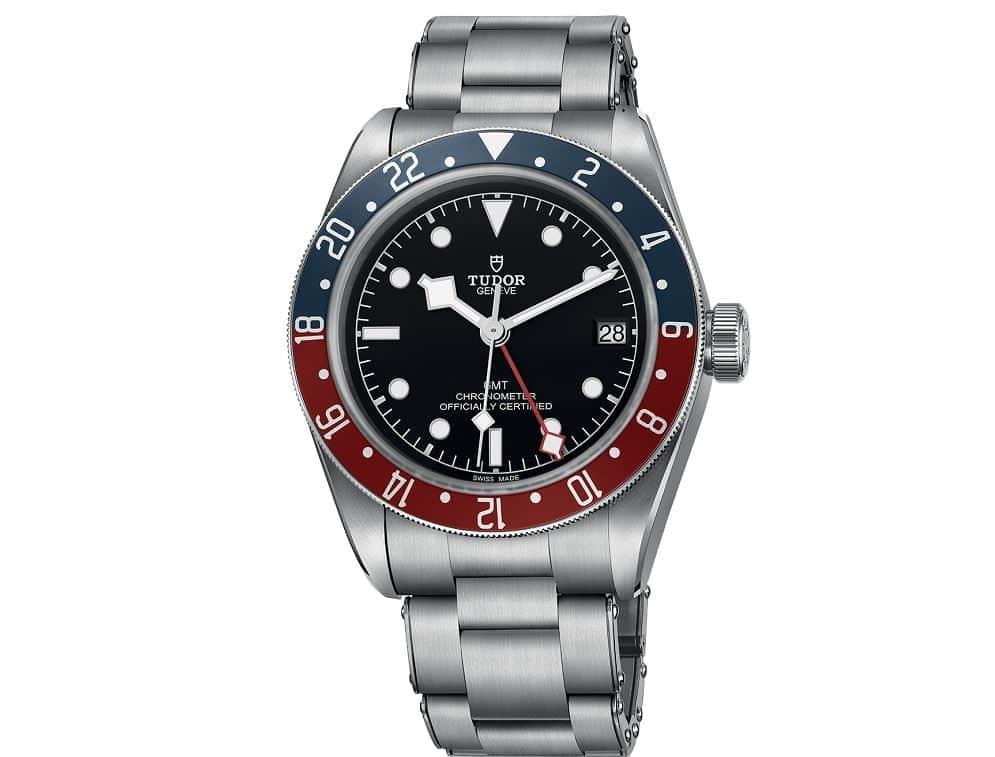 Tudor Black Bay GMT 'Pepsi', Image: Tudor