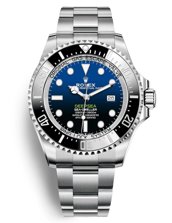 New Rolex Deepsea Front Image Rolex