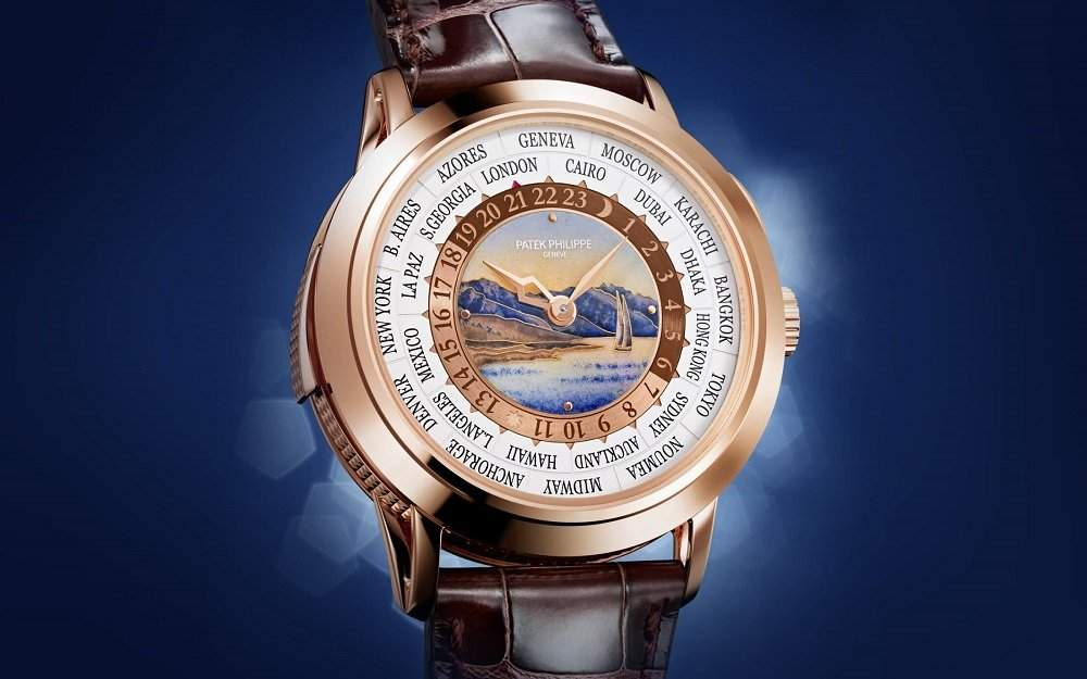 Patek Philippe World Time Minute Repeater