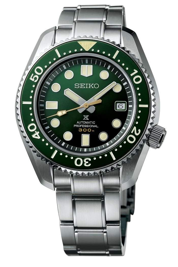 Seiko 1968 Automatic Diver's Commemorative Limited Edition Image Seiko