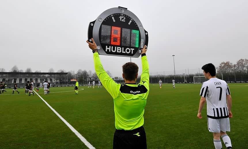 Hublot Referee Board