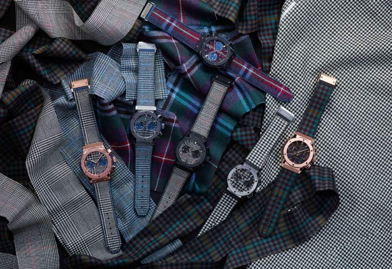 Hublot Classic Fusion Chronograph Italia Independent