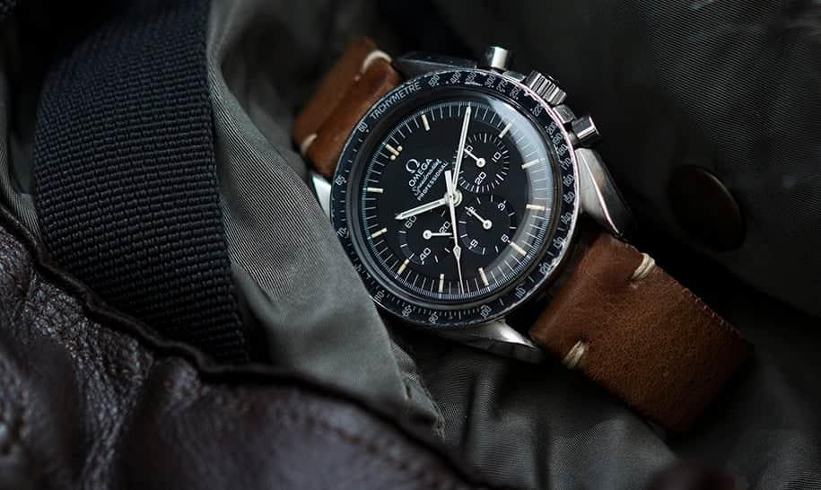 Omega Speedmaster Moonwatch, Image: Christopher Beccan