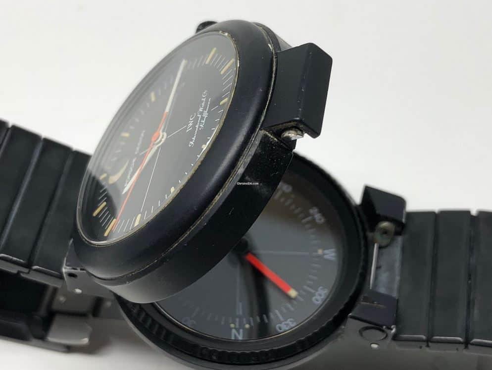 IWC Schaffhausen Porsche Design Compass Watch