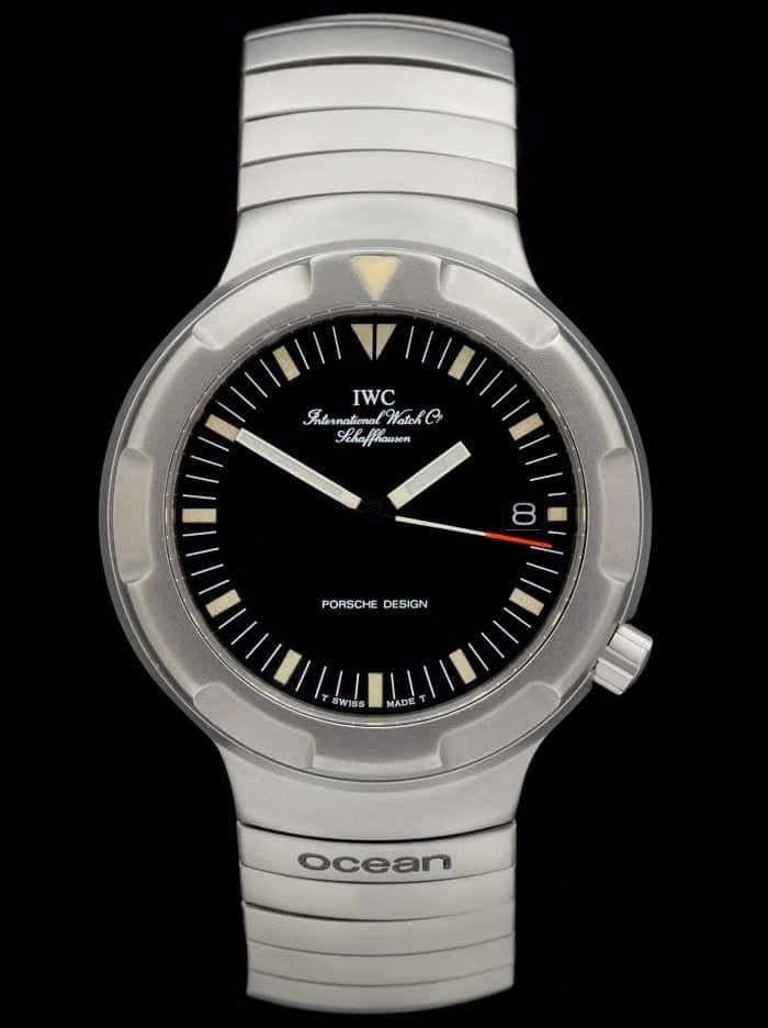 Porsche Design by IWC Ocean 2000