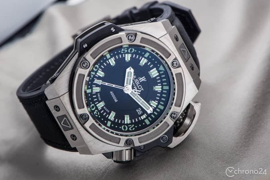 Hublot Oceanographic 4000