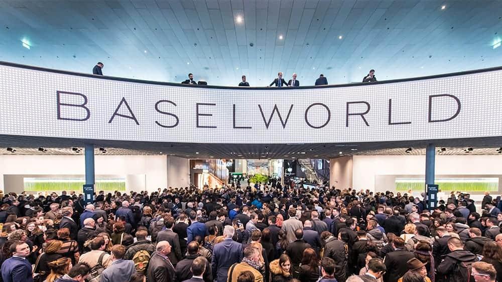 Baselworld 2018