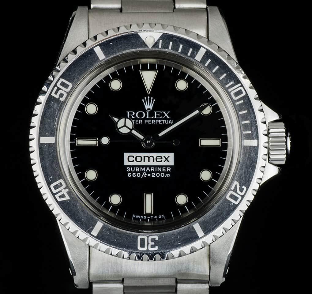 Rolex Comex Submariner Ref. 5514