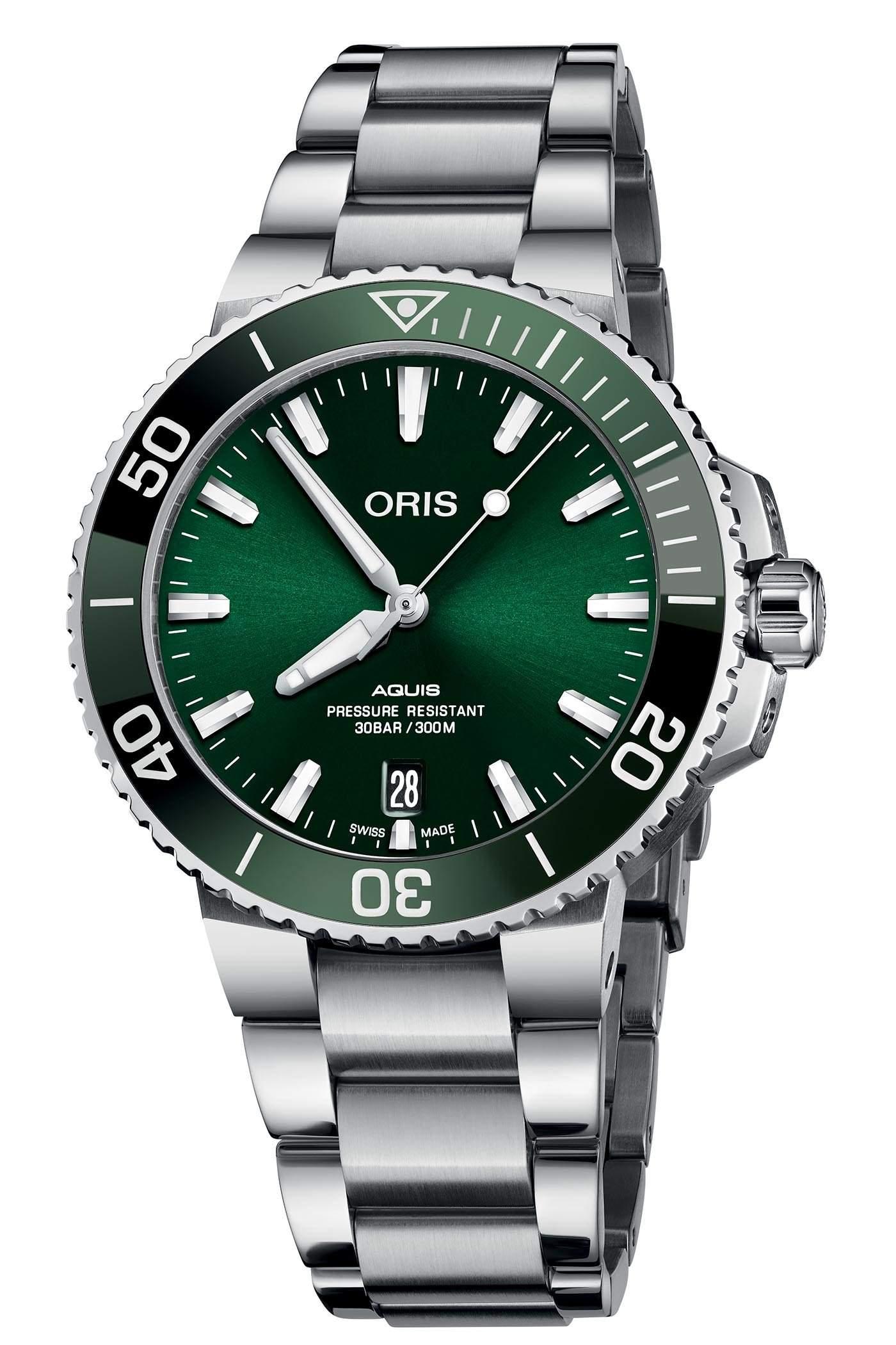 Oris Aquis Date, Image: Oris