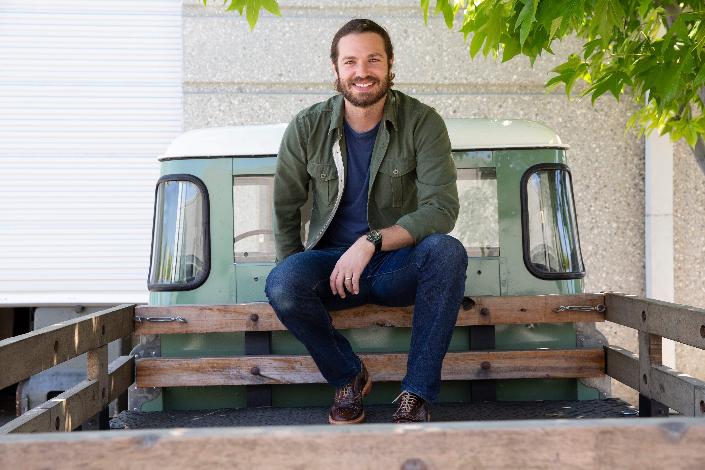 Cameron Weiss, Photo: Weiss Watch Company