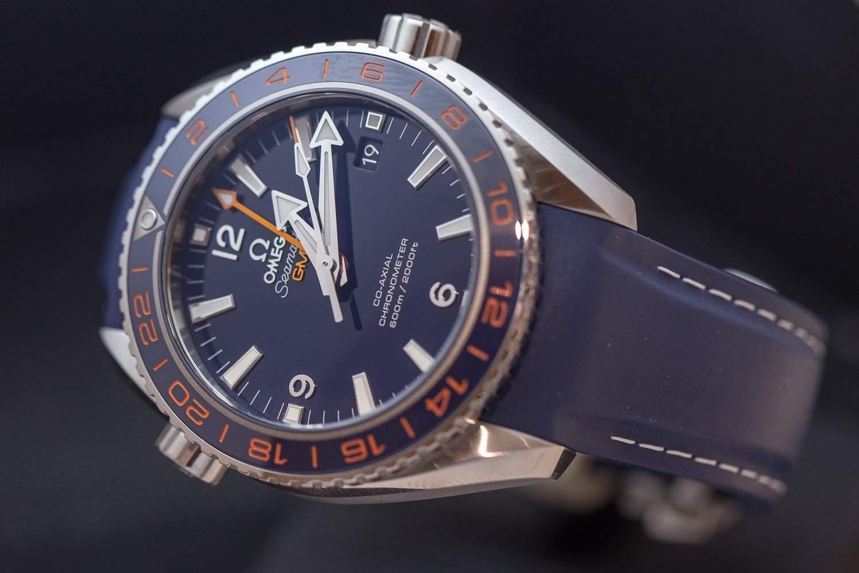 Omega Seamaster GMT-4787