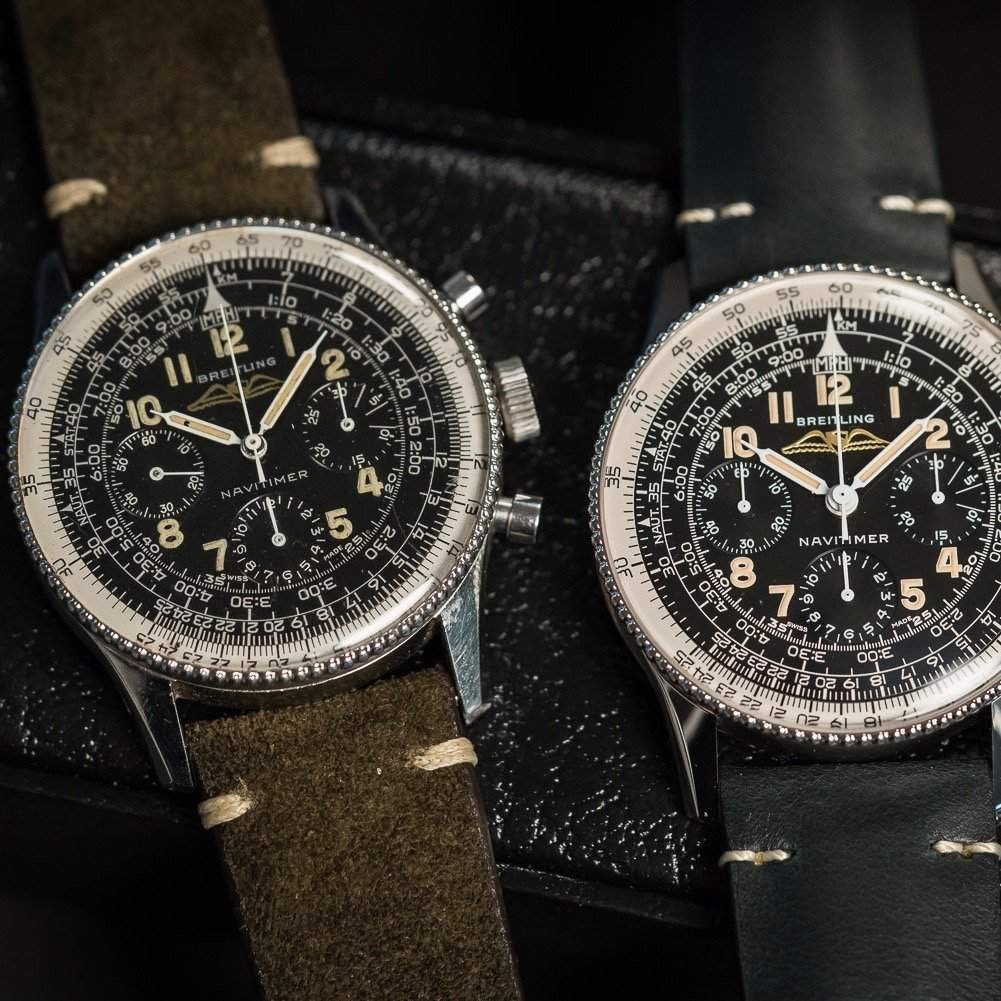 Development of a Classic: The Breitling Ref. 806
