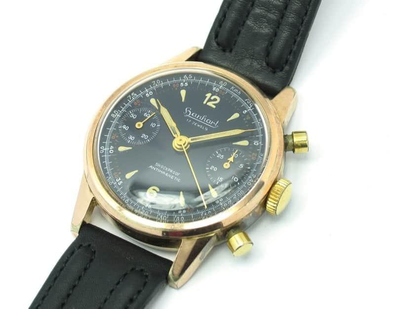 Hanhart Flyback Chronograph