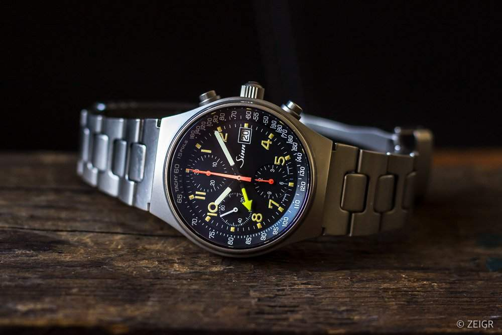 Sinn 144 with GMT function
