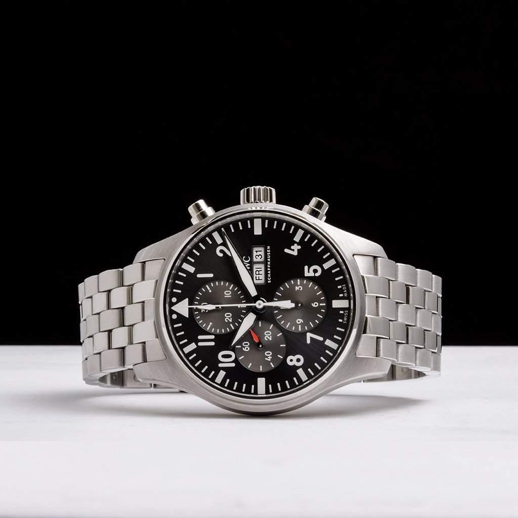 IWC Pilot's Chronograph, ref. 3777