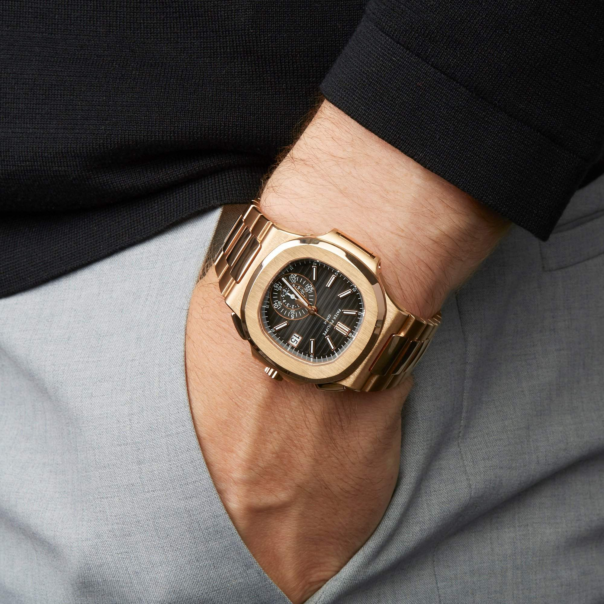 The Nautilus by Patek Philippe: A dream watch for enthusiasts