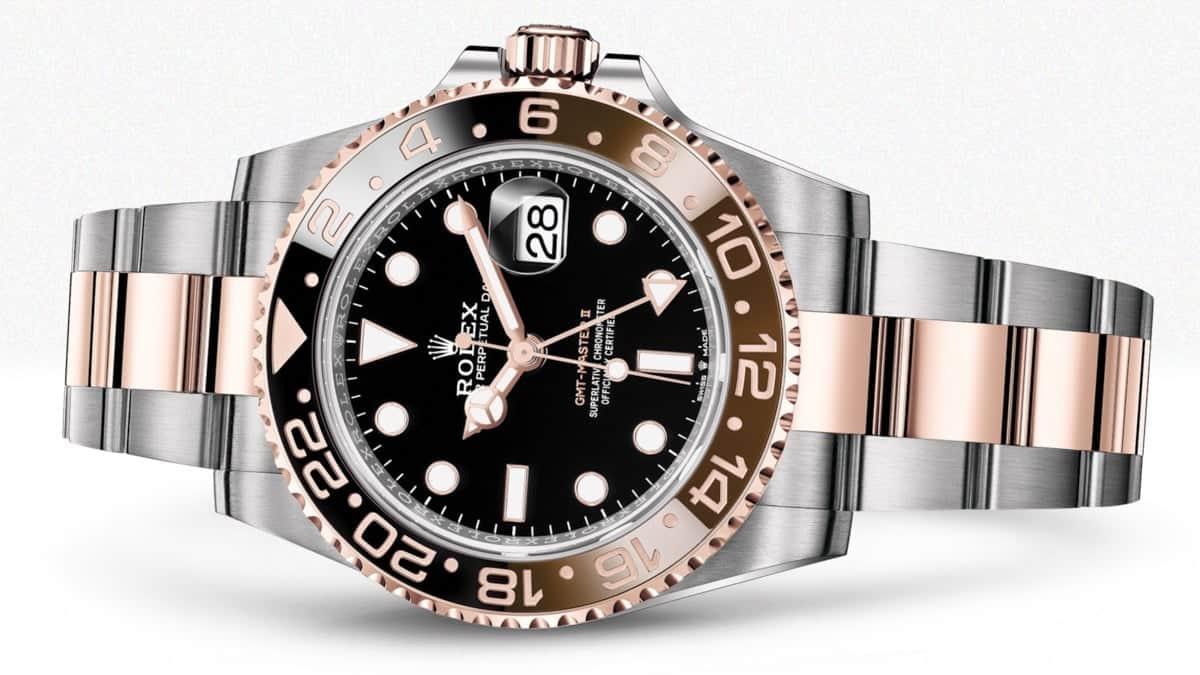 Rolex GMT Master II 126711CHNR