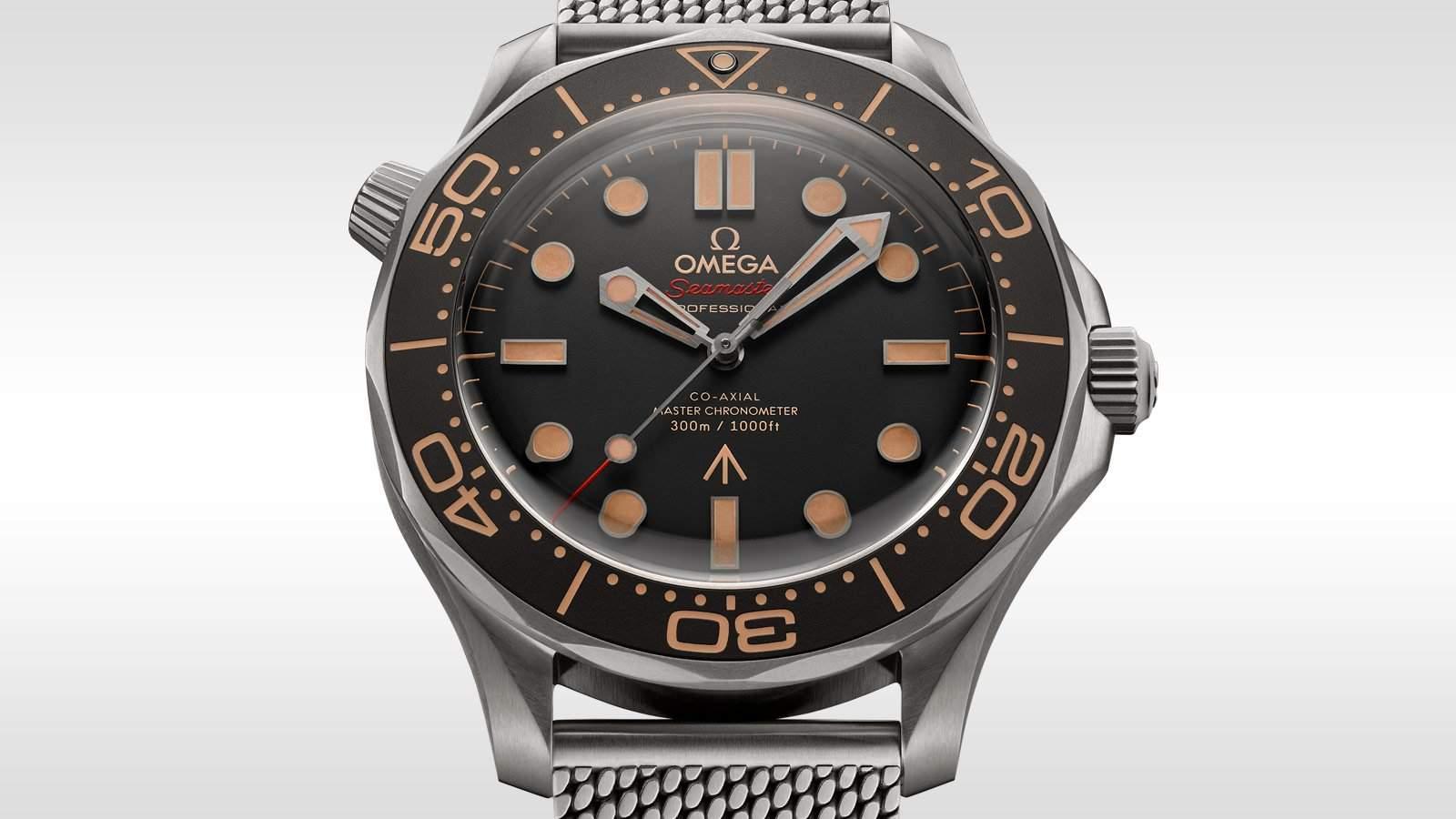 Omega Seamster Diver 300m close