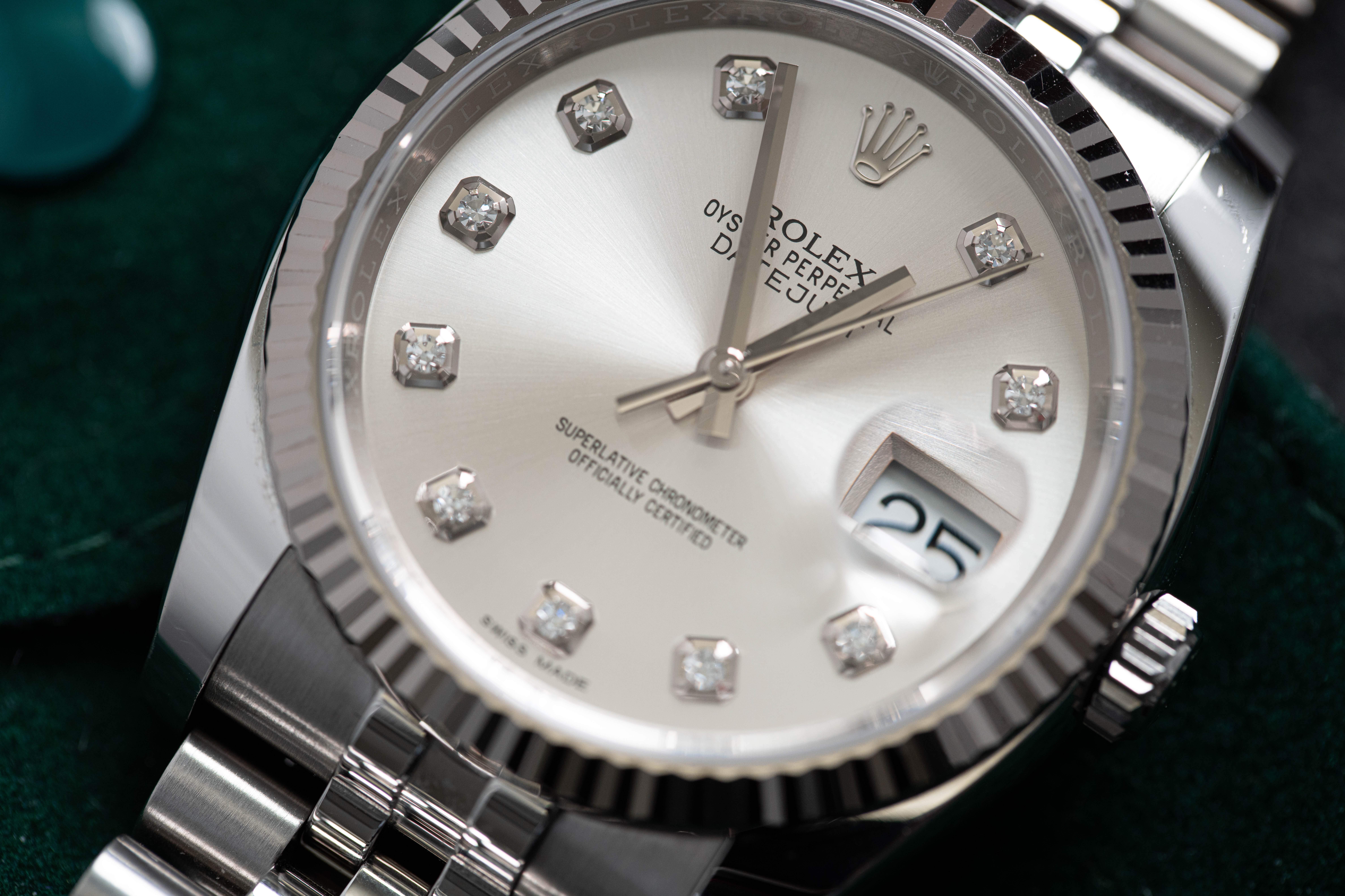 Rolex Datejust 36 Moneyshot