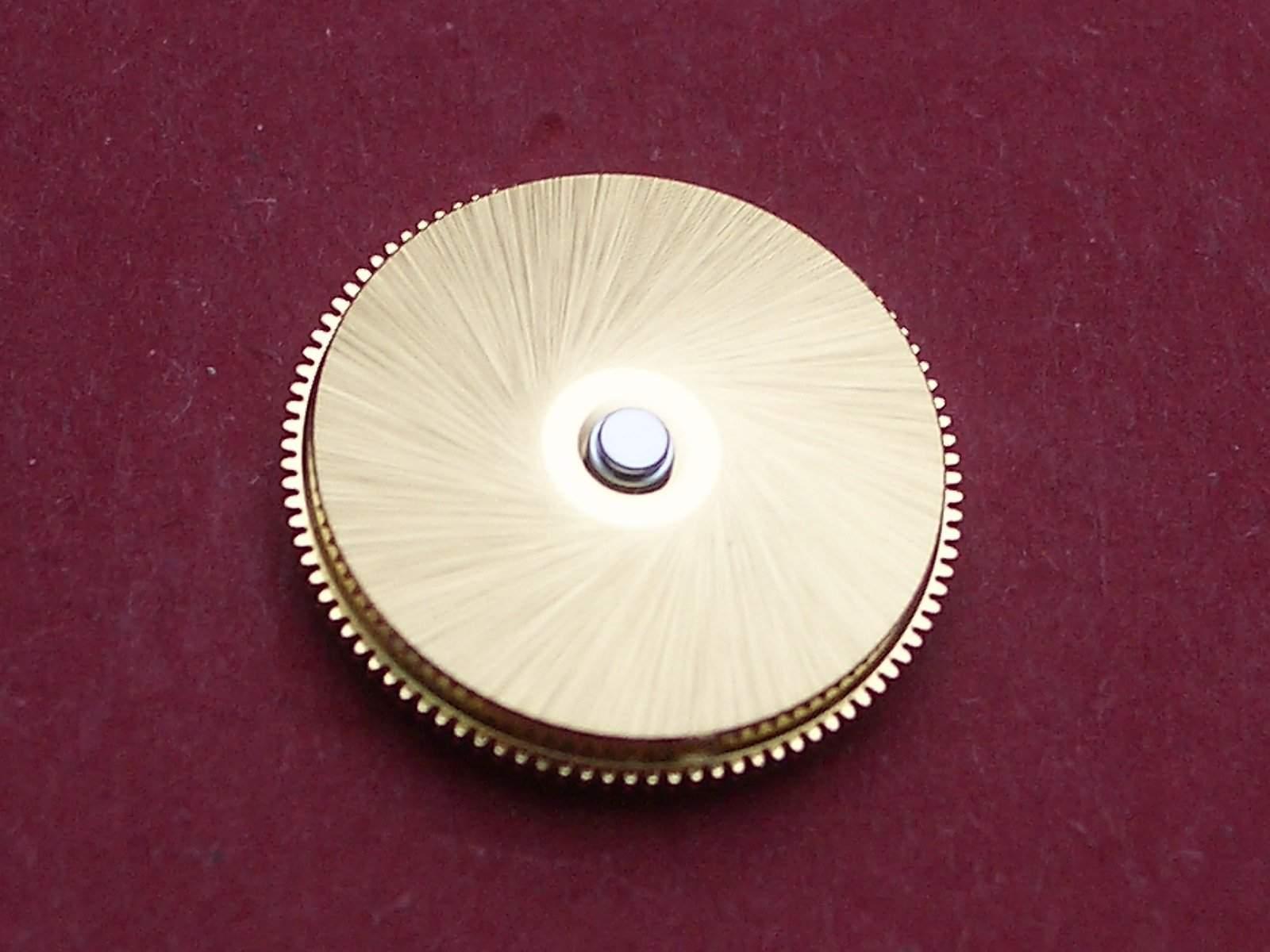 A Rolex barrel