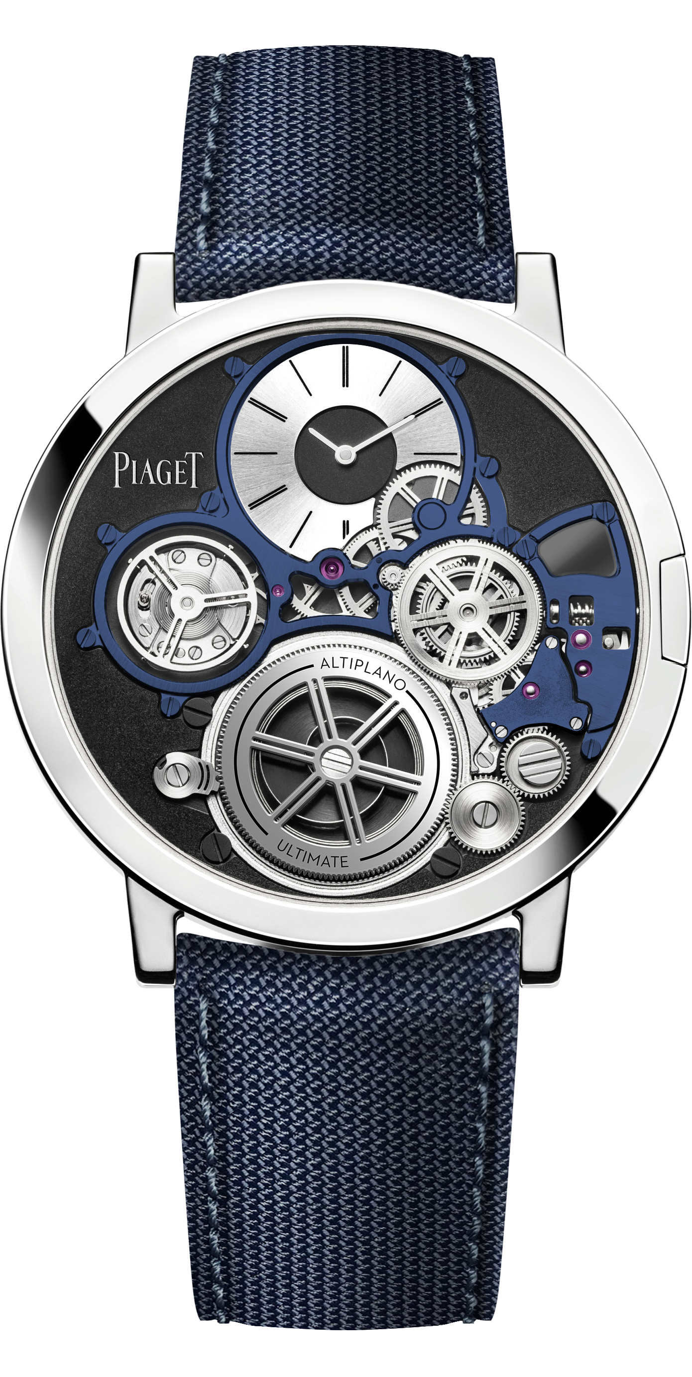 Piaget Altiplano Ultimate Concept, Image: Piaget