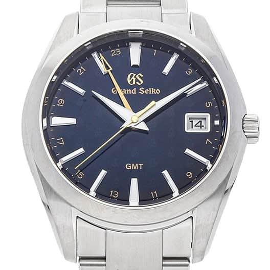 Grand Seiko GMT SBGN009