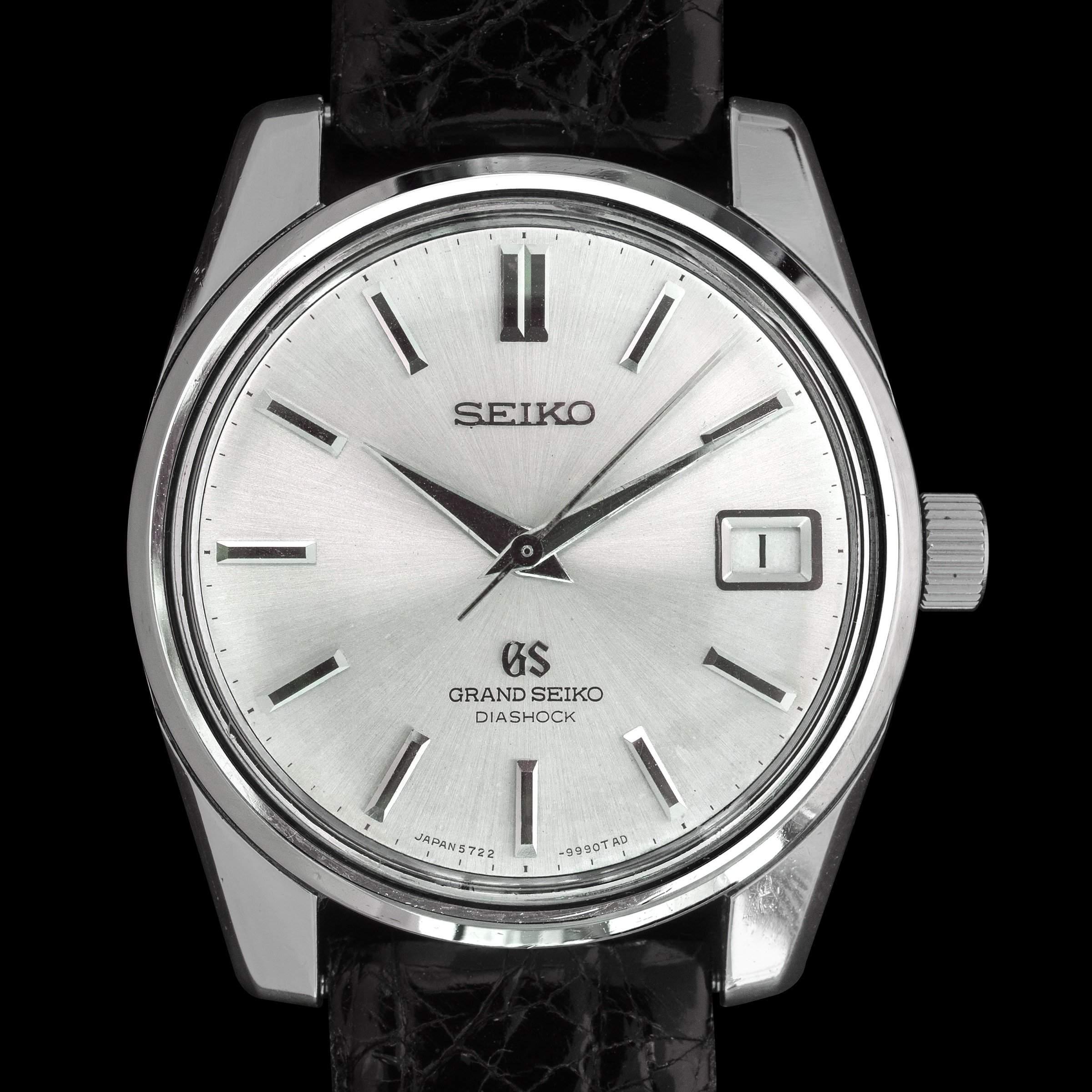 Grand Seiko 57GS, circa 1966