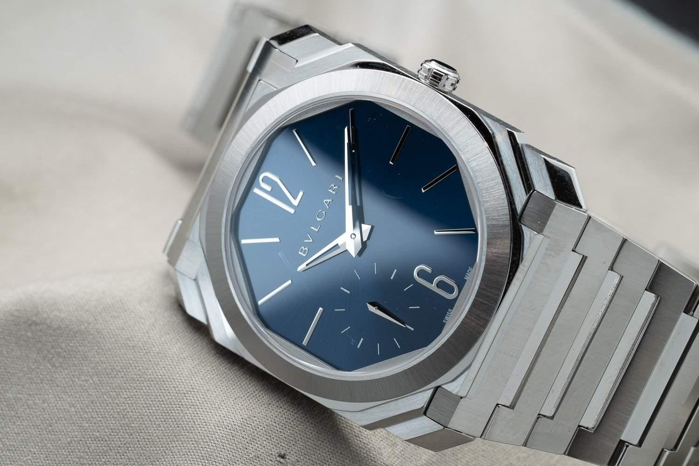 Bvlgari Octo Finissimo Steel, ref. 103431, Image: Bert Buijsrogge