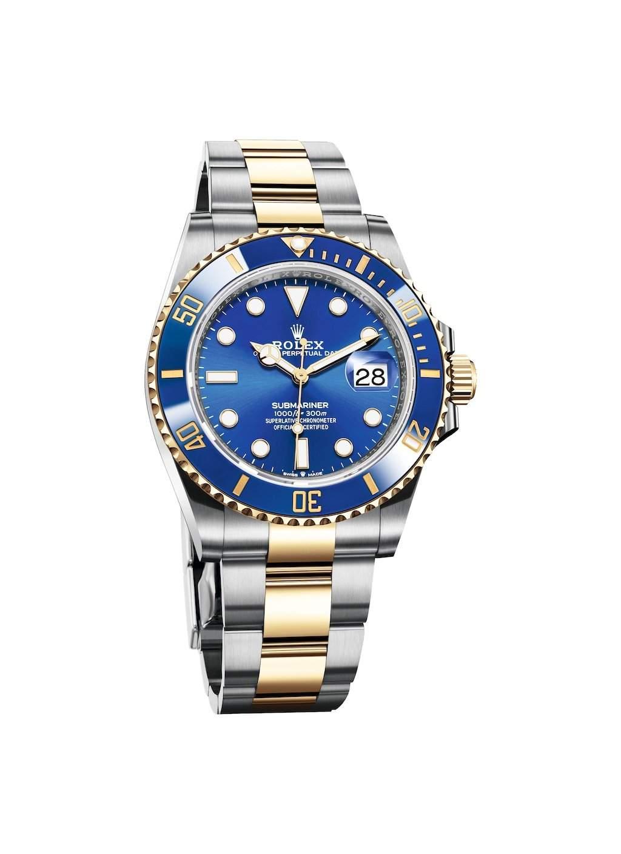Rolex Submariner Date, 126613LB, Image: Rolex