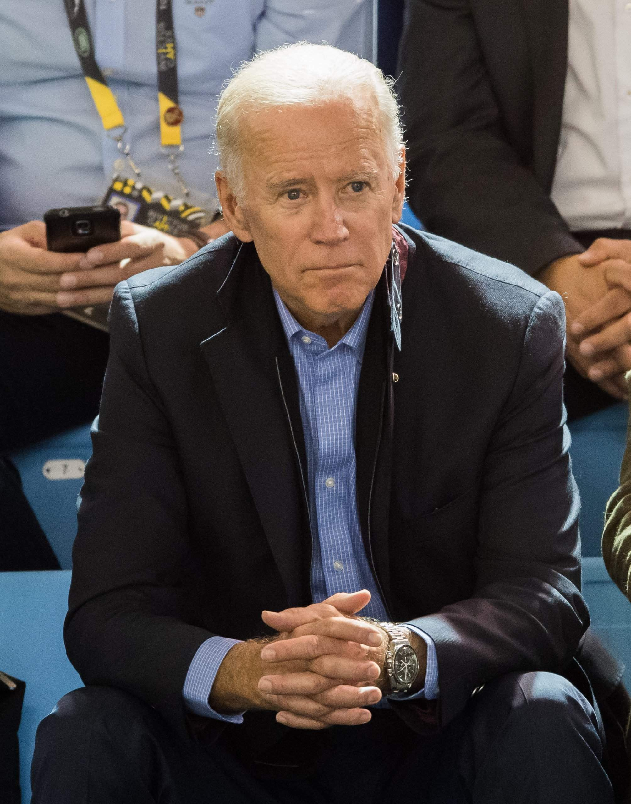 Joe Biden Omega Speedmaster Professional Moonwatch
